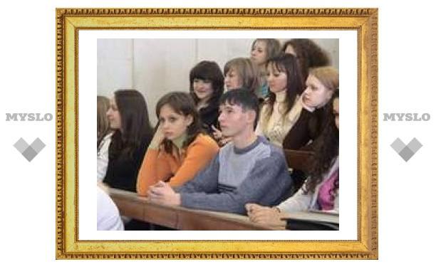 Тульский университет поможет абитуриентам