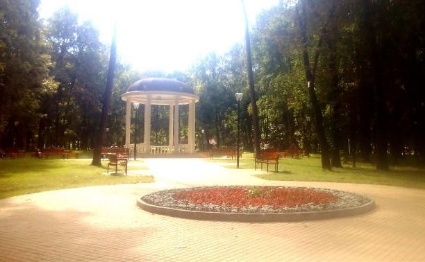 4 сентября состоится открытие ротонды в Белоусовском парке