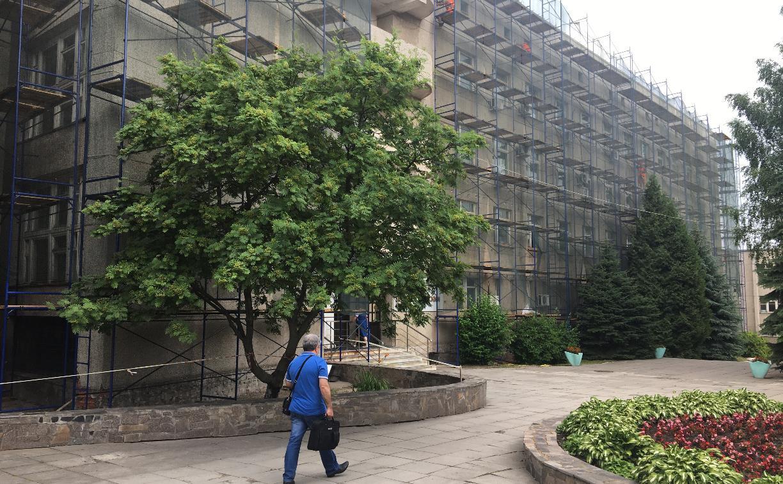 В Туле на ремонт клинико-диагностического центра областной больницы потратят 28 миллионов рублей