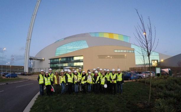 Победители архитектурного конкурса «Металл Project» совершили поездку в Великобританию
