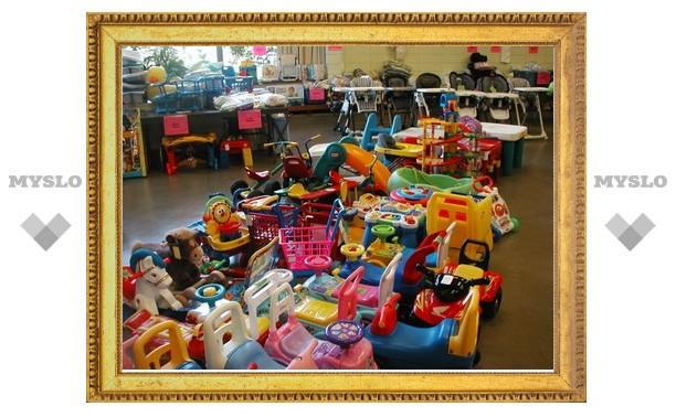 В городе пройдет ярмарка детских вещей Garage Sale