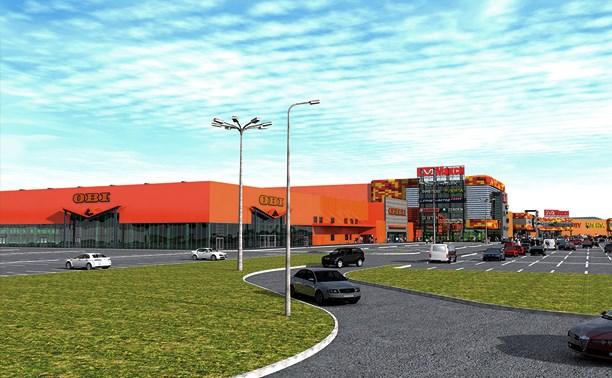 Половину нового ТЦ «Макси» в пойме Упы отдадут тульскому бизнесу
