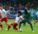 «Арсенал» и «Терек» сыграли вничью: 1:1