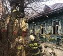 Пожар в Туле унес жизнь 90-летней пенсионерки