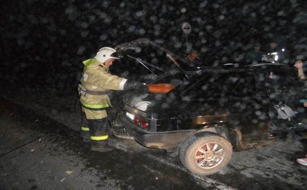 Три человека пострадали в аварии на автодороге «Тула-Калуга»