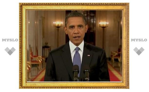 Обама допустил участие талибов в политической жизни Афганистана