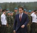 Тульская область признана лучшим регионом по подготовке граждан к военной службе
