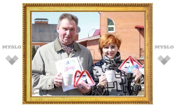 Награждены лучшие народные журналисты марта 2012