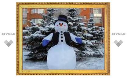 """Новый конкурс от MySLO.ru: """"Самый крутой снеговик уходящего года"""""""