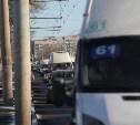 Причиной 2,5-километровой пробки в Пролетарском районе Тулы стал новый светофор