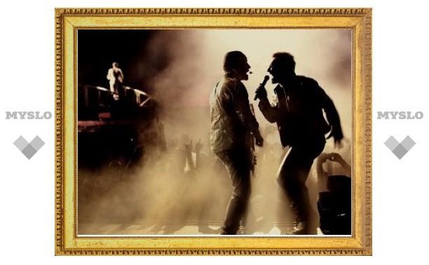 Турне U2 побило рекорд прибыльности