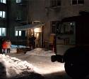 В здании противотуберкулезного диспансера  в Петелино произошло задымление