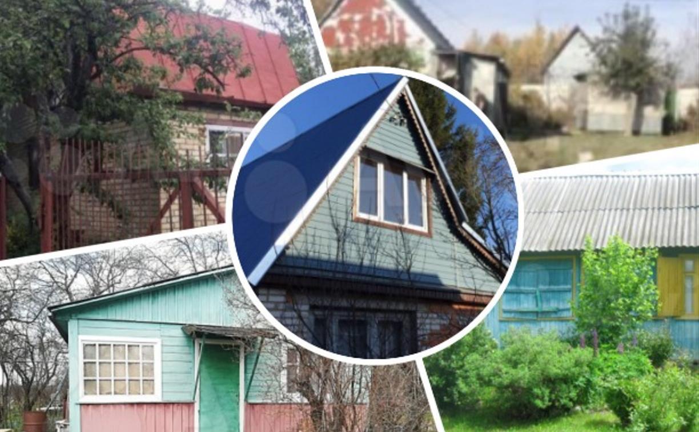 Обзор Myslo: самые дешевые дачи для аренды в Тульской области
