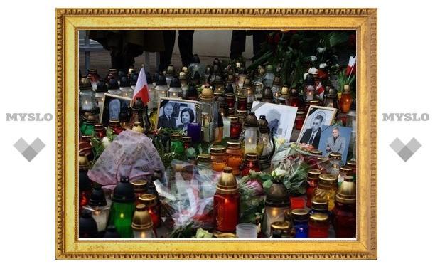 Польские православные и протестанты скорбят о погибших под Смоленском