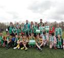 Тула впервые приняла региональный футбольный турнир детских домов