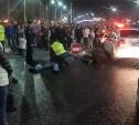 После салюта в Туле компания молодых людей устроила драку с полицией
