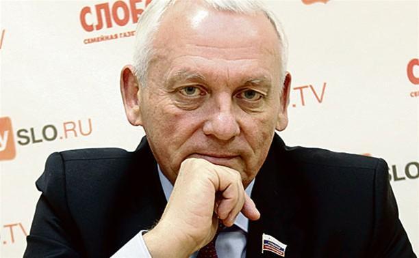 Мэр Тулы заявил о своей отставке