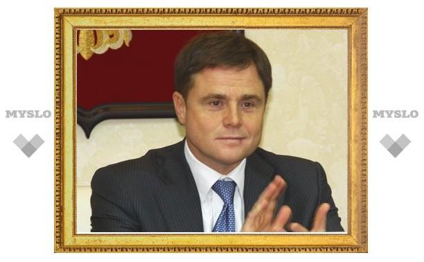 Владимир Груздев – новый губернатор Тульской области