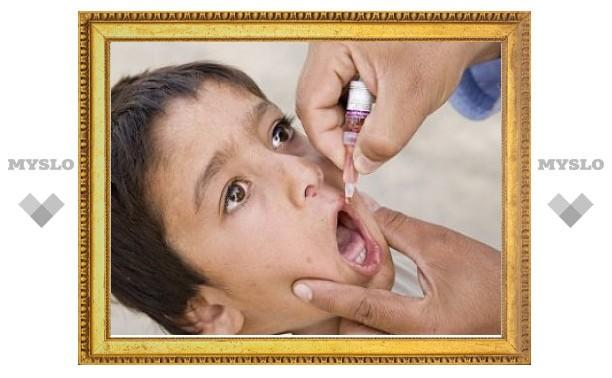 Верховный суд разрешил не пускать в детсады не привитых против полиомиелита детей