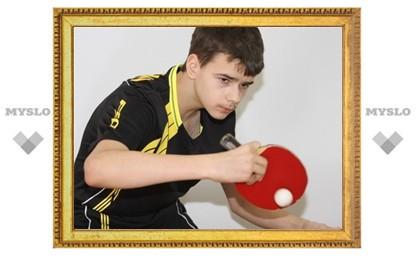 Тульский теннисист обыграл 107 человек