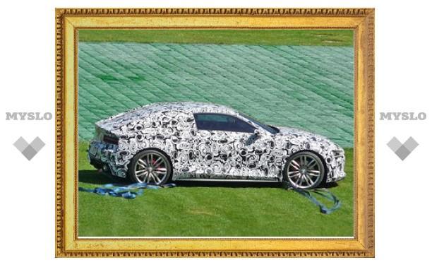 Audi готовит к Парижскому автосалону неожиданный концепт-кар