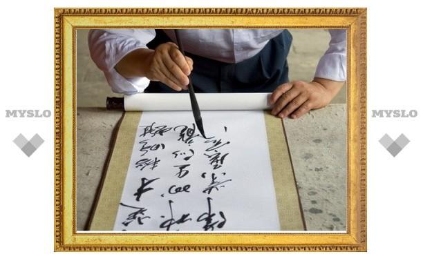 Туляков научат китайской каллиграфии и плетению африканских косичек