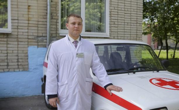 Фельдшерам Тульской области купят 30 автомобилей высокой проходимости