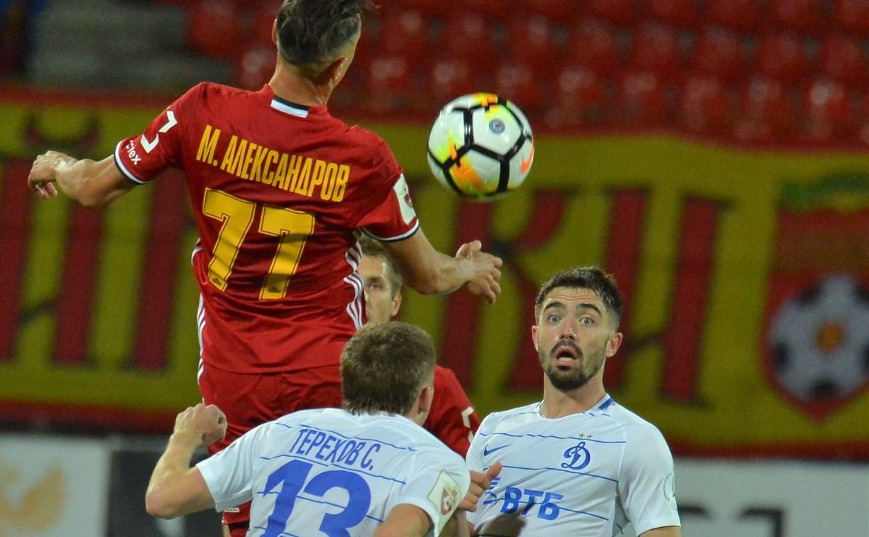 Миодраг Божович об итогах игры с «Динамо»: «Победили за счёт борьбы и удачи»