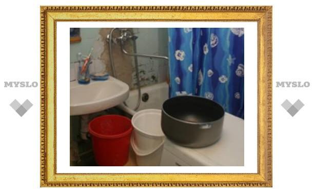 Когда в Пролетарском районе Тулы дадут воду