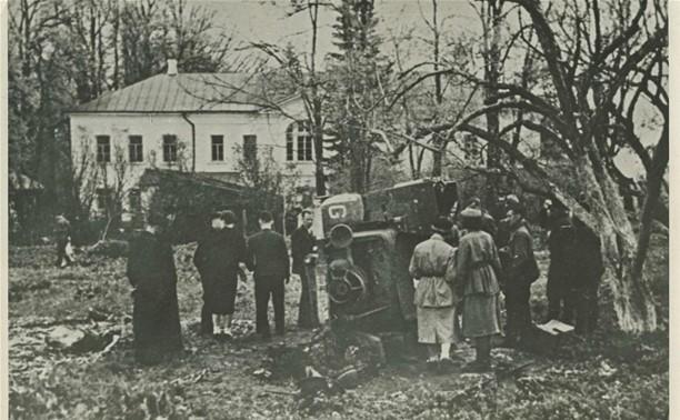 В Ясной Поляне фашисты хозяйничали 47 дней