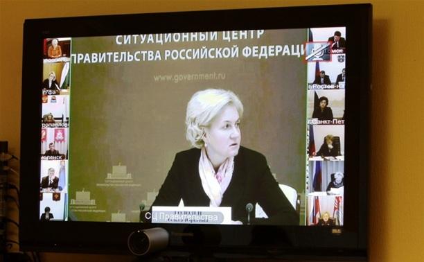 Тульский регион положительно оценили за реализацию мер социальной поддержки