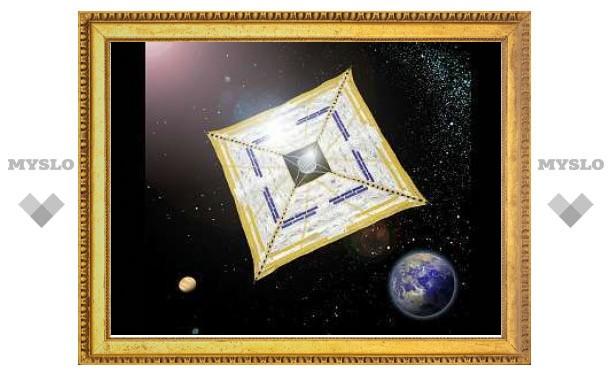 Японцы запустят спутник с солнечным парусом