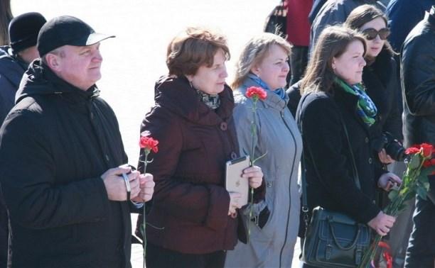 В Туле отметили 360-летие со дня рождения Никиты Демидова