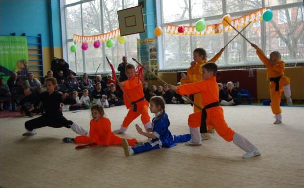 В Туле прошёл фестиваль шаолиньского ушу