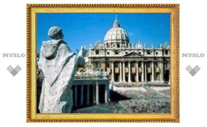 Представителя высших кругов Ватикана отстранили за гомосексуализм