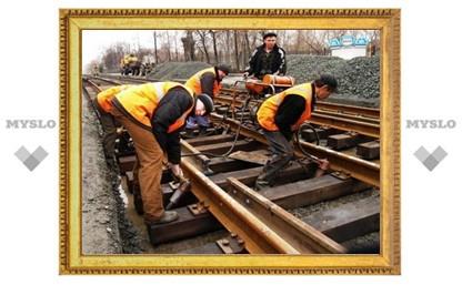 Ремонт некоторых трамвайных путей в Туле могут перенести на 2013 год