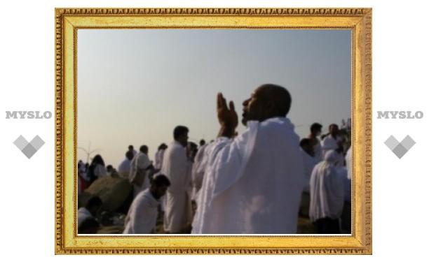 Для паломников в Саудовской Аравии наступил один из главных дней хаджа