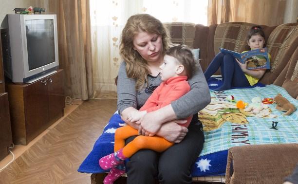 Семья беженцев в Ясногорске: «Мы не знаем, как  нам дальше жить…»