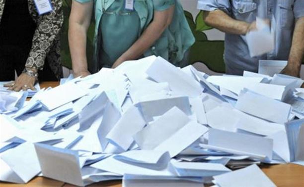 9 сентября подведут итоги выборов в Тульской области