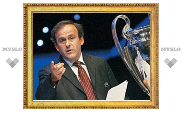 УЕФА заподозрил российские клубы в договорных матчах