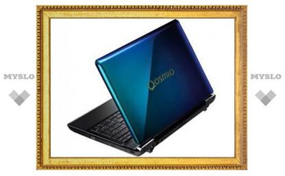 Toshiba выпустила ноутбук-хамелеон
