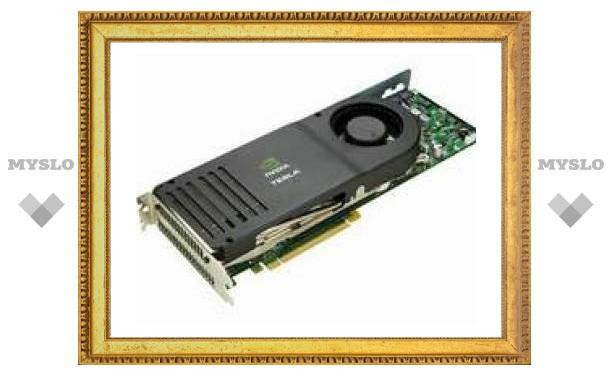 Nvidia анонсировала персональный суперкомпьютер