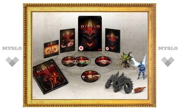 Туляки могут выиграть коллекционное издание игры «DIABLO III»