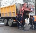 Начальник отдела дорожного хозяйства рассказал, как правильно латать ямы на дорогах Тулы