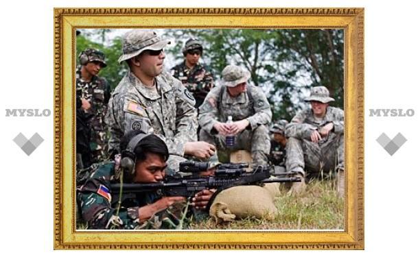 США усилят военное присутствие на Филиппинах