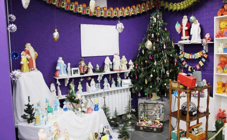 В Тульской области открылась новая экспозиция музея советской игрушки