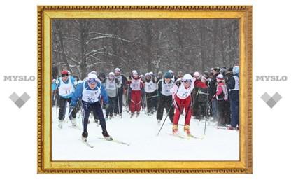 Туляки прокатились по «Лыжне России»