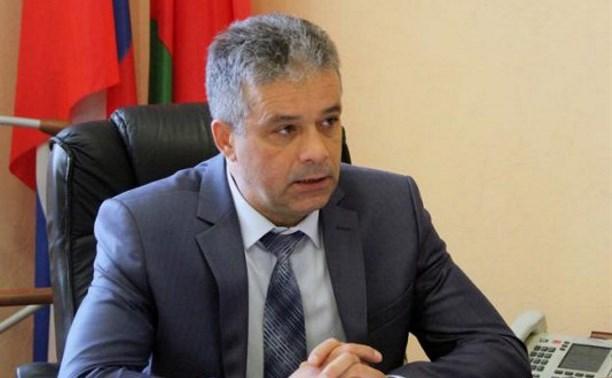 В Новомосковске задержан глава администрации Вадим Жерздев