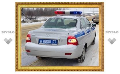 В Тульской области задержан автоугонщик