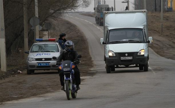 В Белеве под колеса мотоцикла попала 12-летняя девочка
